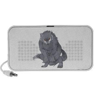 Werewolf Mini Speakers