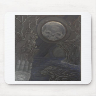 werewolf mouse pads