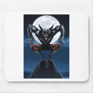 Werewolf Mouse Pad