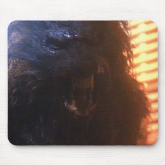 werewolf mouse pad howling
