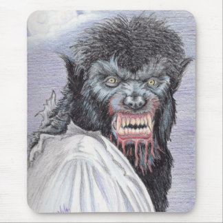 Werewolf MP Mouse Pad
