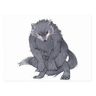 Werewolf Post Cards