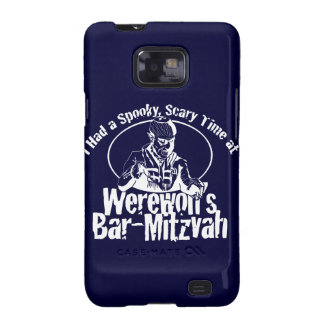 Werewolf s Bar-Mitzvah Phone Case Samsung Galaxy Case