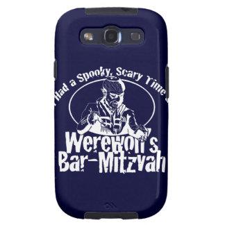 Werewolf s Bar-Mitzvah Phone Case Samsung Galaxy S3 Cover