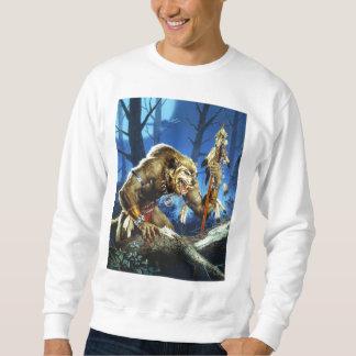 Werewolf Shaman Of The Forrest Sweatshirt