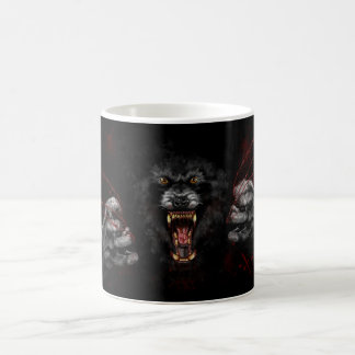Werewolf Tearing Out Your Heart Coffee Mug
