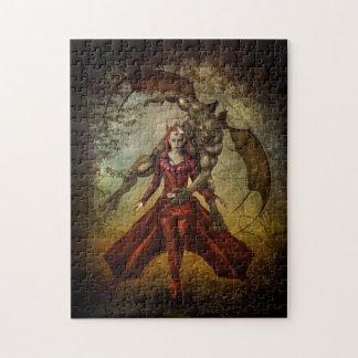 Werewolf Vampire Puzzle