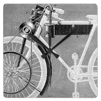 Werner Motorcycle, 1898 Wallclock