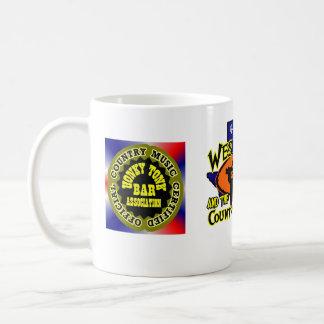 wes hardin country outlaws coffee mug