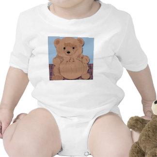 Wes T Bear Baby Shirt
