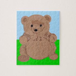 Wes T Bear Puzzle