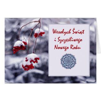 Polish Christmas Cards & Invitations | Zazzle.co.uk