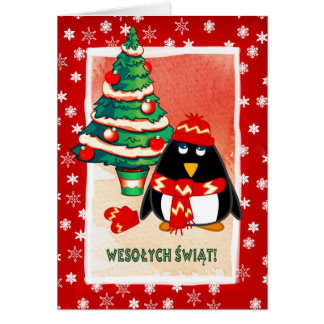 Wesolych Swiat. Polish Christmas Cards