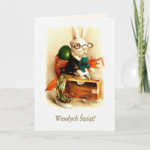 Wesołych Świąt. Polish Happy Easter Cards