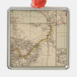 West Africa 2 Christmas Ornament