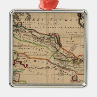 West Africa 3 Christmas Ornament