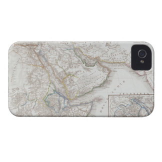 West Africa and Arabia Case-Mate iPhone 4 Case