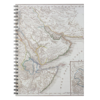 West Africa and Arabia Note Books