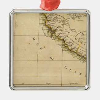West Africa Christmas Ornament