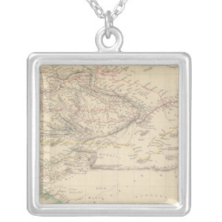West Africa I Silver Plated Necklace
