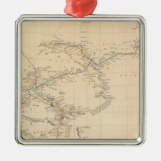 West Africa II Christmas Ornament
