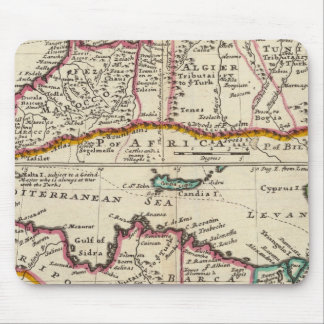 West and east parts of Barbary Mouse Mat