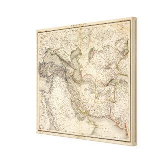 West Asia Canvas Print