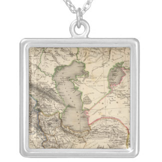 West Asia Silver Plated Necklace