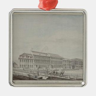 West aspect of Wilhelmsplatz, c.1773 Christmas Ornament