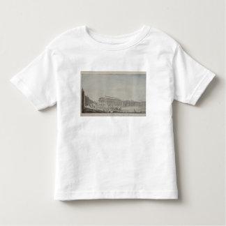 West aspect of Wilhelmsplatz, c.1773 Toddler T-Shirt