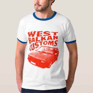 West Balkan Customs T-Shirt