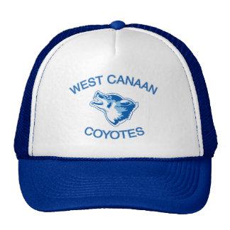 West Canaan Coyotes Cap