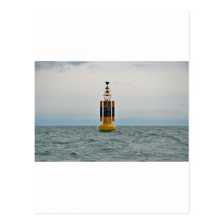 West Cardinal Buoy Postcard