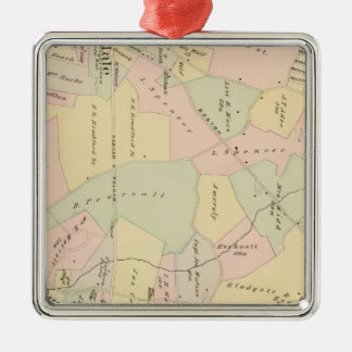 West Chester, New York Christmas Ornament