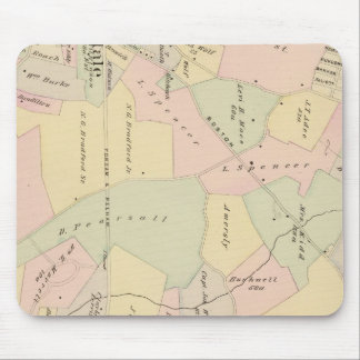 West Chester, New York Mouse Mat