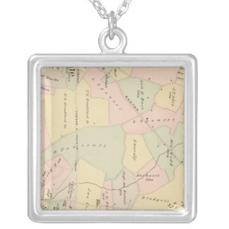West Chester, New York Silver Plated Necklace