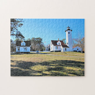 West Chop Lighthouse, Marthas Vineyard MA Puzzle