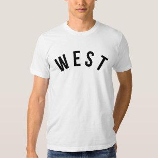 West Coast, Best Coast Tshirts