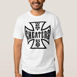 West Coast Cheaters Tee Shirts