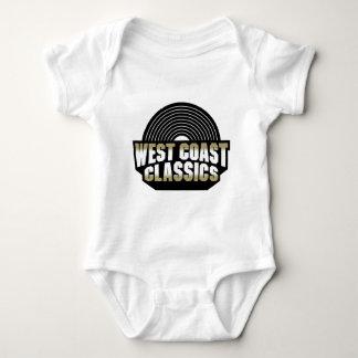 West Coast Classics Baby Bodysuit