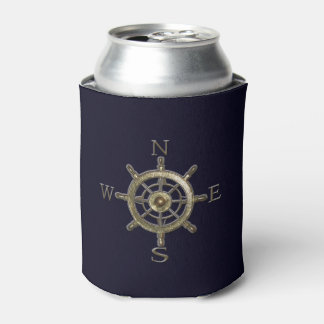 West Coast Compass Can Cooler