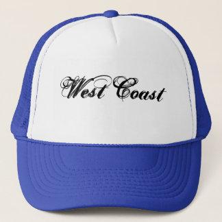 West Coast CUSTOM CAPS BY WASTELANDMUSIC.COM