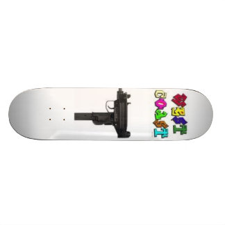 "West Coast Designs ""Uzi Deck"" Skate Deck"