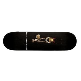 West Coast Greco Street Art skateboard