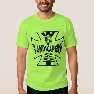 West Coast Landscapers T Shirts