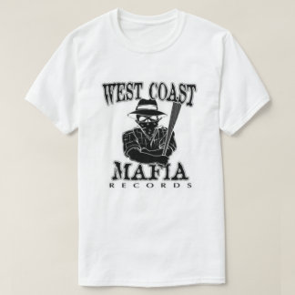 West Coast Mafia - White T-Shirt