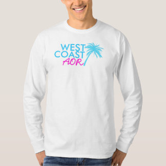 WEST COAST music shirt, aor Toto Christopher Cross T-Shirt