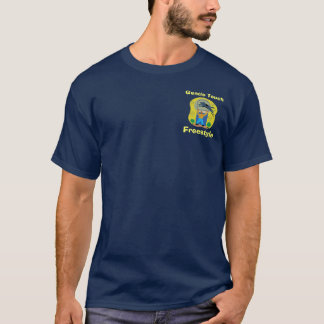 West Coast Musical Dog Sports T-Shirt