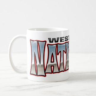 WEST COAST NATS LOGO COFFEE MUGS