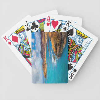 West coast of Scotland Bicycle Playing Cards